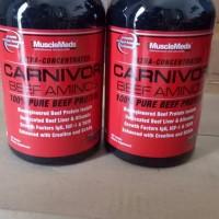 Jual amino carnivor 300tab amino beef carnivor 300tab Murah
