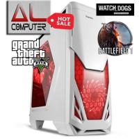 Rakitan PC Gaming Buat Watchdog | GTA V | Battlefield 1 | Best Choice!