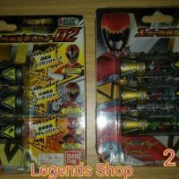 Dx Sentai Zyudenchi Kyoryuger