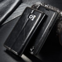 Flip wallet leather genuine iPhone 6/6s