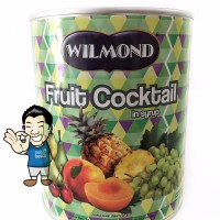 Wilmond Fruit Cocktail in Syrup Canned- Minuman Buah Kaleng 825g