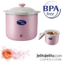 Baby Safe+ / Baby Safe Slow Cooker - Mesin Pembuat Sup / Bubur Bayi LI