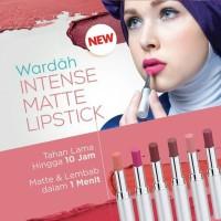 Jual Wardah Intense Matte Lipstick Bpom Berkualitas Murah