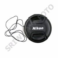 Lans Cap / Tutu Lensa Nikon 55mm Limited Edition