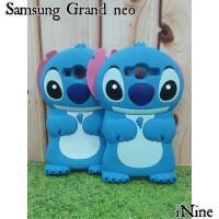 Grade A | Silikon Case 3D Stitch for Samsung Galaxy Grand neo/Grand 1