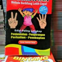 Buku Jarimatika Metode Berhitung Lebih Cepat - T. Astuti