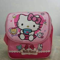 Jual Tas selempang anak Hello Kitty Murah