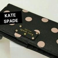 JUAL DOMPET KATE SPADE WELLESLEY STACY POLKADOT ORIGINAL ASLI