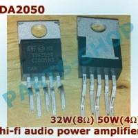 IC TDA2050 50w Hi-Fi Audio Power Amplifier TDA 2050 9~50v