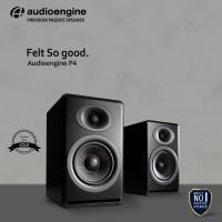 Speaker Pasif Audioengine P4 (Bamboo)