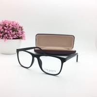 Frame Kacamata Minus Ted Baker 406 Pria Wanita Hitam