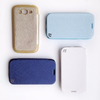 [huan Min] Flip Case For Samsung Galaxy Grand 2 G7106 Fashion Cover (sarung Grand2)