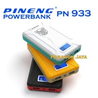 Powerbank Pineng PN 933 10000 mAh Yellow Samsung Lenovo Asus Xiaom