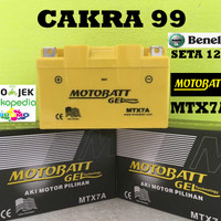 harga Aki Motor Benelli Seta 125 Motobatt Mtx7a Aki Motor Gel Kering Mf Tokopedia.com
