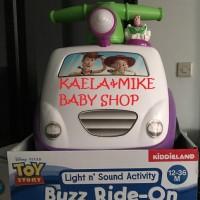 Kiddieland Light n Sound Activity Buzz Ride on