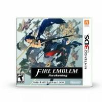 3DS FIRE EMBLEM Awakening (Asia/English)