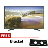 Free Bracket Led TV Panasonic 32 Inch TH-32E305G USB movie