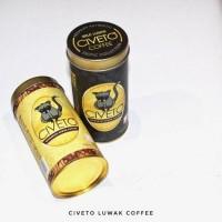 Jual CIVETO, Authentic Luwak Coffee (Robusta) Murah