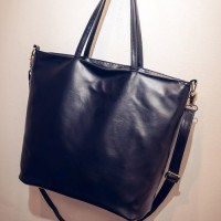 BAG975#BLACK Tas Import Gaya Korea Koleksi Caciku Shop