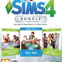 [PC Game DLC) The Sims 4: DLC Bundle 1