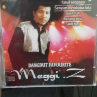 CD ORIGINAL MEGGI Z - DANGDUT FAVOURITE