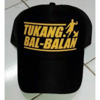 TOPI TRUCKER TUKANG BAL-BALAN