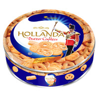 Hollanda Butter Cookies (BISKUIT Seasonal HBCK)