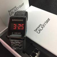 Jam Tangan Wanita Samsung X Gear Bahan Rantai