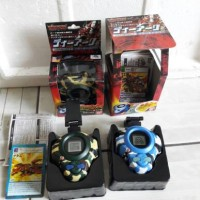 digimon tamers digivice d ark kws new fullset ada kartu, box
