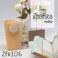 Jual Al Quran Madina Zhafira, AlQuran Wanita Rainbow Pelangi Terjemah Murah