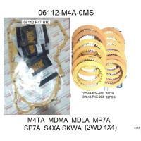 CIVIC ESTILO CRV MESIN B20 MATIC PACKING & KAMPAS 06112-M4A-0MS