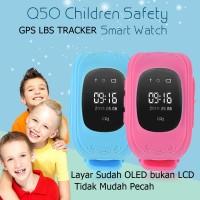 harga Smartwatch Oled Q50 Lbs Gps Tracker With Sim Card Tokopedia.com