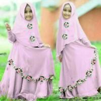 baju muslim anak perempuan SC 4909 Zema Kid 2