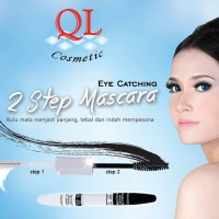 [2STEP] MASCARA QL / MASKARA 2 IN 1