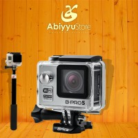 Brica B-Pro 5 Alpha Edition Action Camera 12MP Full HD Wifi + Tongsis