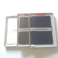 Foldable case with soft inner ipadAir Peacocktion Ori