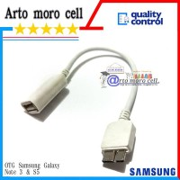 Kabel Data OTG Samsung Galaxy Note 3 S5 Universal ( Berkualitas )