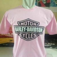 t-shirts Harley-Davidson/ Kaos motor gede/ kaos moge