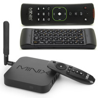 Jual MINIX NEO U9-H TV BOX ANDROID (BONUX AIR MOUSE KEYBOARD NEO A3) Murah
