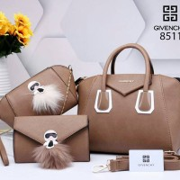 Tas Givenchy Antigona Duffel Karlito 3in1 KHAKI Semi Premium 8511
