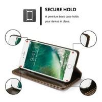 Flip wallet leather genuine Samsung galaxy S9