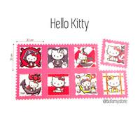 Jual Matras / Puzzle / Alas lantai / Karpet / Mainan Edukasi Hello Kitty Murah