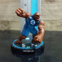 Miniatur The Thing 077 Experienced Fantastic Forces Marvel Heroclix