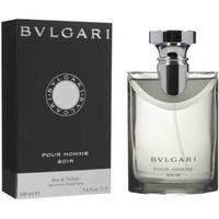 original parfum Bvlgari Soir Pour Homme 100ml Edt