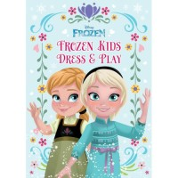 harga Disney Frozen Kids Dress & Play Activity - Buku Anak Mainan Edukasi Tokopedia.com