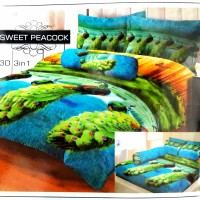 Sprei Lady Rose 180 180x200 Sweet Peacock