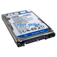 hdd/hardisk 2,5 internal 250gb sata wd blue laptop notebook