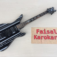 harga Gitar Schecter Synyster Gates Pick Up Sustainic Tokopedia.com