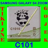 Baterai Samsung Galaxy S4 Zoom C101 Rakki Panda Batrai Batre Battery