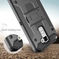 LG Stylus 2 XGEAR Armor w/ Holster Case Full Protection Harga Murah
